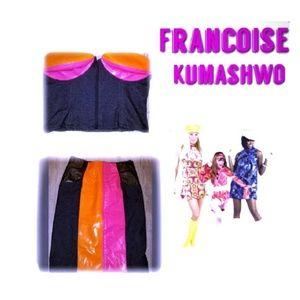 Skirt Bustier Gogo Girl 70s Retro skirt outfit